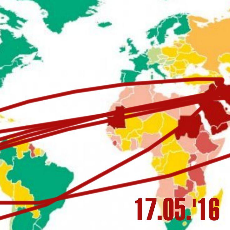 Bruno Capatti, 17.05.'16 - International Day Against Homophobia, Transphobia and Biphobia - Giornata internazionale contro l'omofobia, la transfobia e bifobia