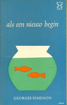 [883] Simenon: Als een nieuw begin /Une vie comme neuve, 1951