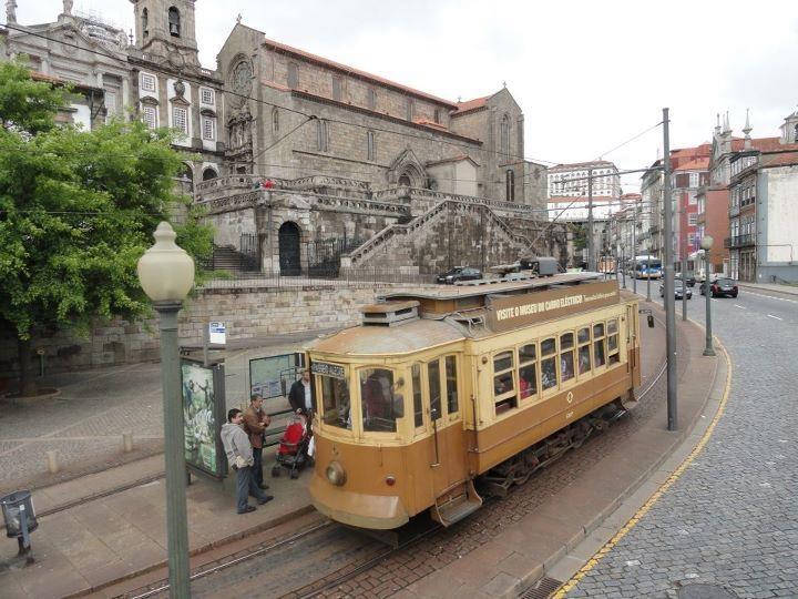 O Eléctrico da cidade do Porto