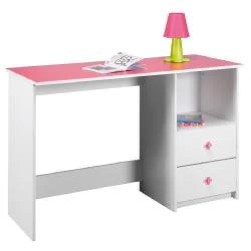 bureau enfant castor rose bureau pinterest roses et. Black Bedroom Furniture Sets. Home Design Ideas