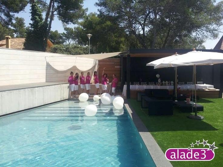Los animadores de Alade3    www.alade3.es