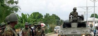 The Nigerian Army has commenced gradual withdrawal of its men stationed at various checkpoints in Aba after the recent clash with protesting members of the Indigenous People of Biafra. The News Agency of Nigeria recalls that on Sunday Gov. Okezie Ikpeazu told newsmen in Umuahia that the military on Operation Python Dance II had withdrawn from the state. However NAN investigation on Monday showed that only a few of the new military checkpoints mounted in the commercial city had been…