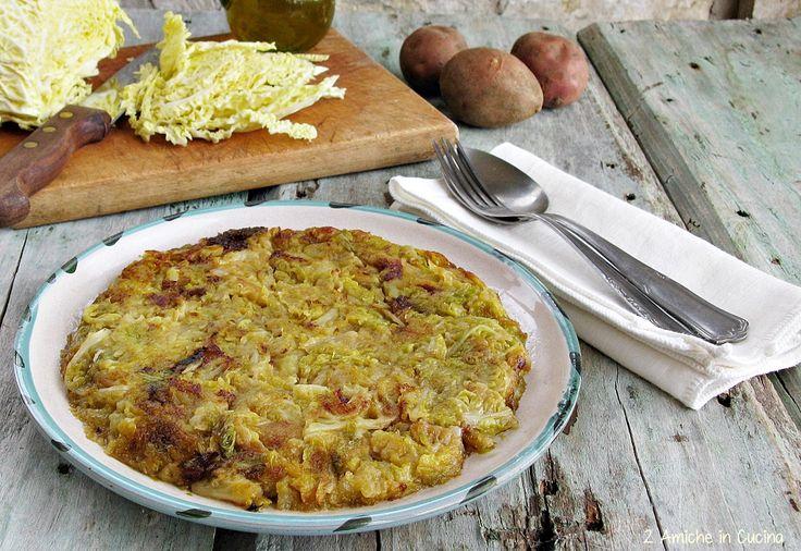 Il brustengo di patate e cavolo verza è un piatto della cucina tradizionale umbra. Come sempre pochi e semplici ingredienti, ma di grande qualità, come la patata rossa di Colfiorito IGP, cavolo verza e un filo d'olio extra vergine d'oliva, danno vita ad un piatto sostanzioso e gustoso. Brustengo d…