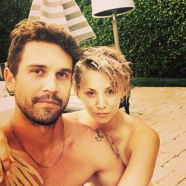 Pin for Later: Toutes les Stars Que Vous Devriez Suivre Sur Instagram Kaley Cuoco Suivez Kaley: normancook