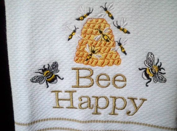 Queen Bee Machine Embroidery Pattern