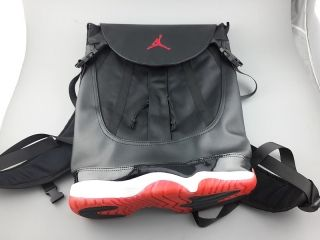 Super Max Perfect Jordan XI Bred Backpack-Super Max Perfect Backpack-Welcome to our website!