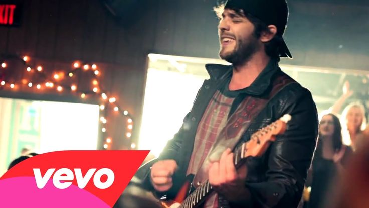 Thomas Rhett - Something To Do With My Hands (Official Video) Born March 30, 1990