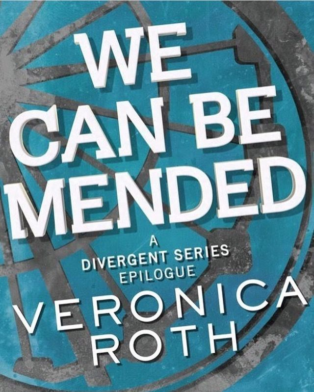 !!!!!!!!Important update!!!!!!!! Veronica Roth wrote a book called We Can Be Mended that is supposed to take place 5 years after Tris' death. It's Tobias' story. But you can only get it as a FREE GIFT if you pre-order The Carved Mark on January 17, 2017. Hurry!!