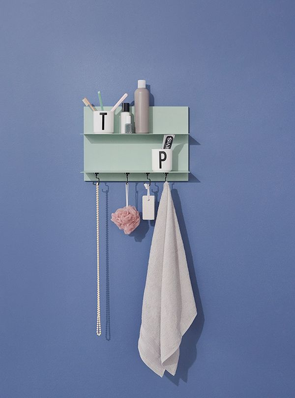 PAPER SHELF! Multifunctional shelf for storage or decoration. Perfect for your bathroom.