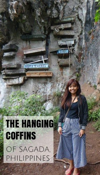Hanging coffins of Sagada, Mountain Province, Philippines. An Interview with Justine Kimoden