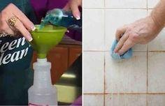 Безусловно, из всех мест в доме ванная - это то место, которое нуждается в постоянном поддержании чистоты и которое труднее всего привести в порядок. Загрязненная плитка, ванна с налетом от засохшего мыла, краны, покрытые слоем извести... Как это всё отмыть? И как отмыть всё это быстро и эффективно?