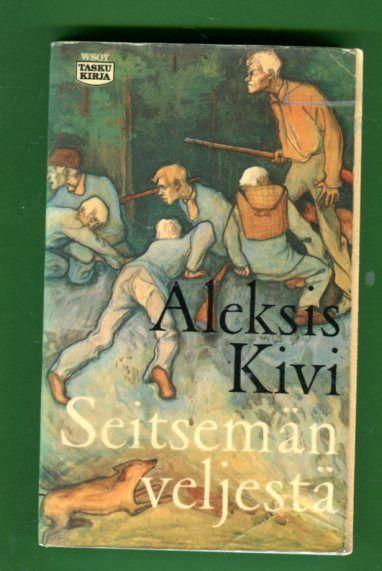 Seitsemän veljestä -   Aleksis Kivi (born Alexis Stenvall; 10 October 1834 – 31 December 1872) Finnish author. -   http://en.wikipedia.org/wiki/Aleksis_Kivi