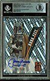 #10: Jeremy Bulloch Signed 2016 Star Wars High Tek #SW1 Boba Fett Card BAS Slabbed
