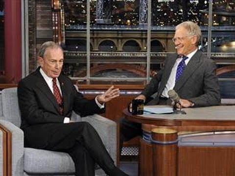 news minutes interview mike bloomberg