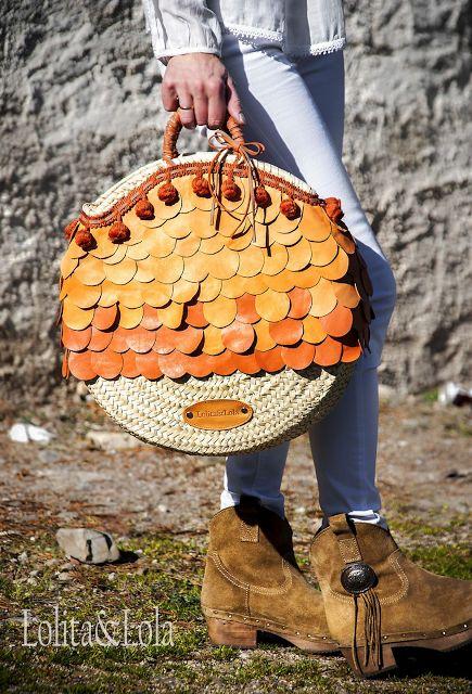 capazo strawbag boho chis indie moda fashion LolitayLola