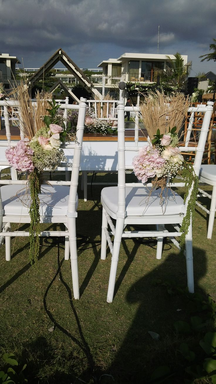 Bridal Chair detail,Vintage style,Alang-alang,Tiffany chair www.nouadecor.com