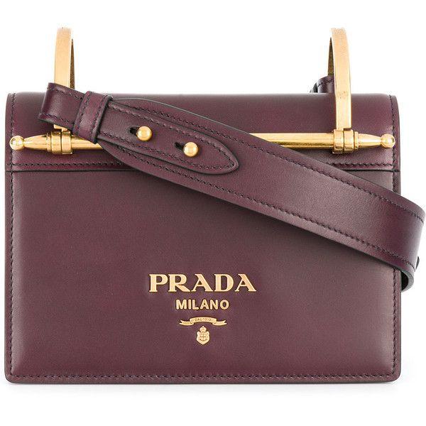 24bfba74a30f 0c160 9e4eb; promo code for prada pattina shoulder bag 1.935 liked on  polyvore featuring bags handbags. brown