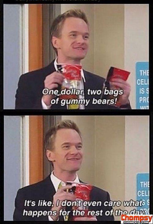 gummi bears patrick harris