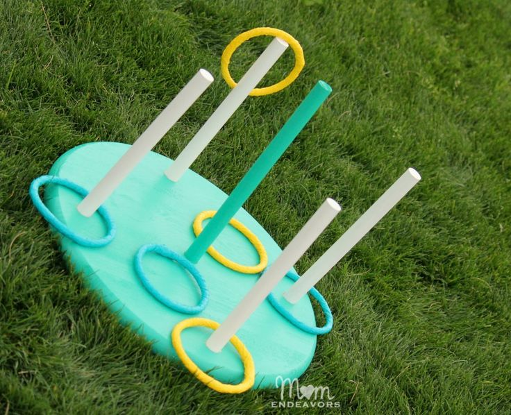 DIY Outdoor Games Awesome Project Ideas For Backyard Fun