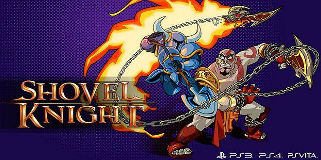 Shovel Knight Coming to PlayStation Platforms on April 21st - http://techraptor.net/content/shovel-knight-coming-to-playstation-platforms-on-april-21st | Gaming, News