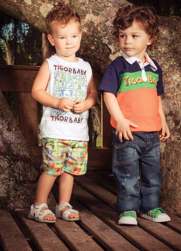 tigor t tigre moda infantil