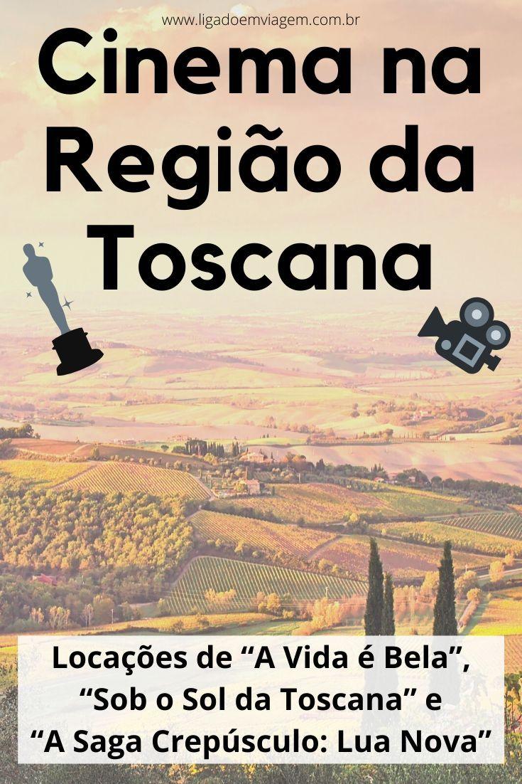 Cinema Na Regiao Da Toscana Locacoes De A Vida E Bela Sob O