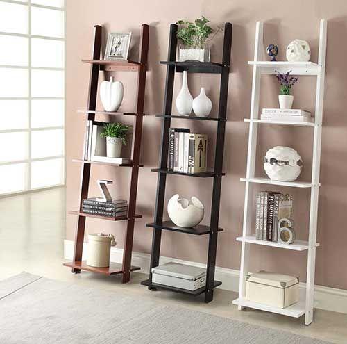 Selección de estantes y estanterías modernas y baratas.