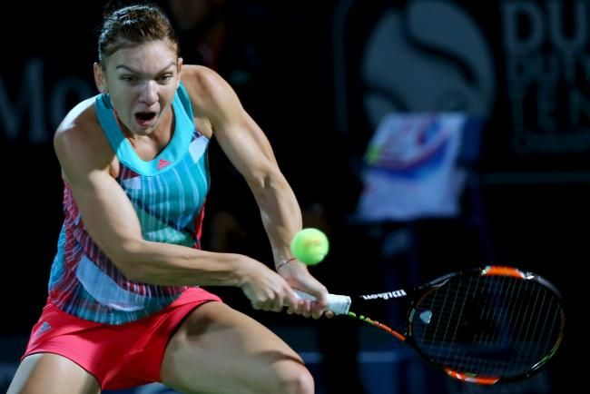 dubai tennis championships 2016 | Dubai Duty Free Tennis Championships 2016: WTA Scores and Results from ...