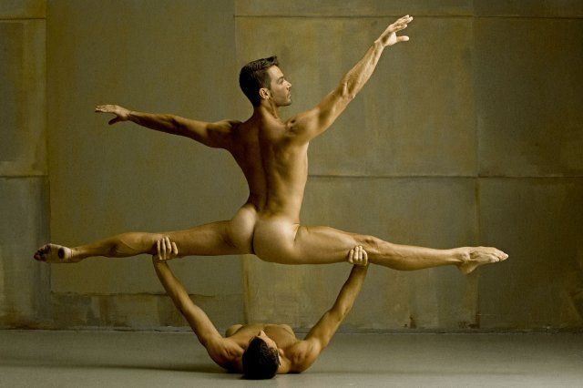 from Crosby gay nude dancer
