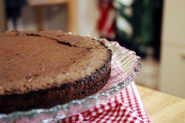 Çikolatalı Islak Turta