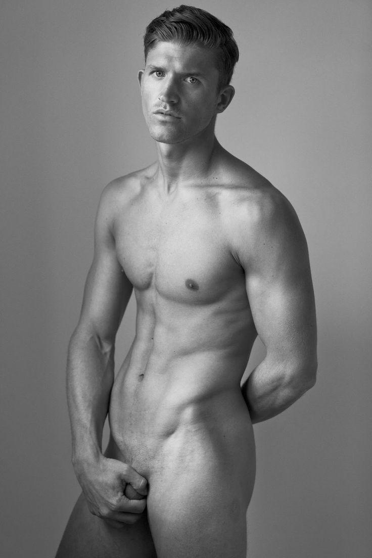 Circumcised male model nude