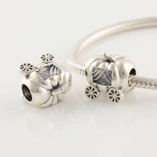 disney pandora charms | Sterling Silver Disney Pumpkin car Pandora Charms - www.bead-pandora ...