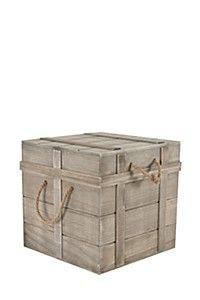 COLORADO WOODEN TRUNK LARGE