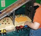 monster jam party games and ideas...my boys would love these!