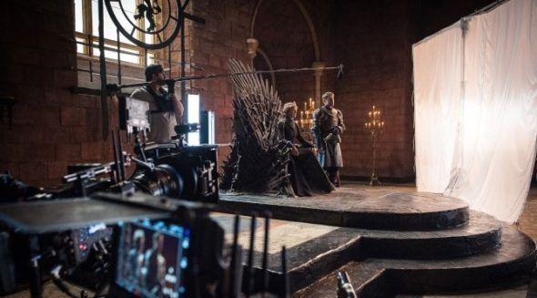 GAME OF THRONES : Nouvelles images du tournage de la saison 7 de la série de HBO