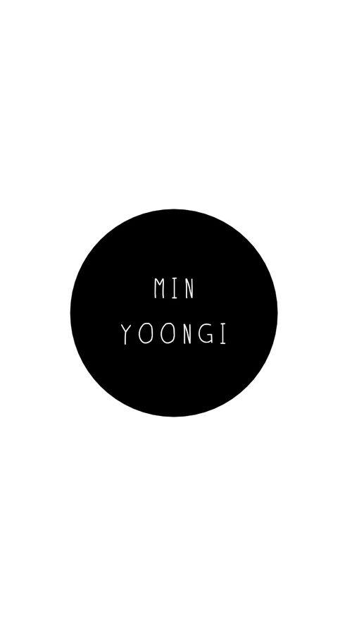 aesthetic, min suga, and jin image