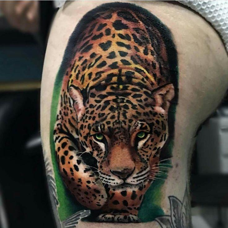 17+ Ideas About Jaguar Tattoo On Pinterest