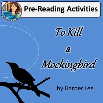 to kill a mockingbird pre reading activities. Black Bedroom Furniture Sets. Home Design Ideas
