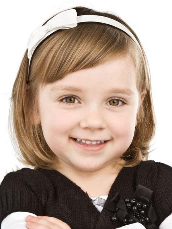 Peachy 1000 Ideas About Little Girl Haircuts On Pinterest Girl Short Hairstyles For Black Women Fulllsitofus
