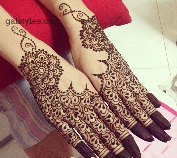 49 Best Images About Bellwether Designs On Pinterest: Simple & Best Eid Mehndi