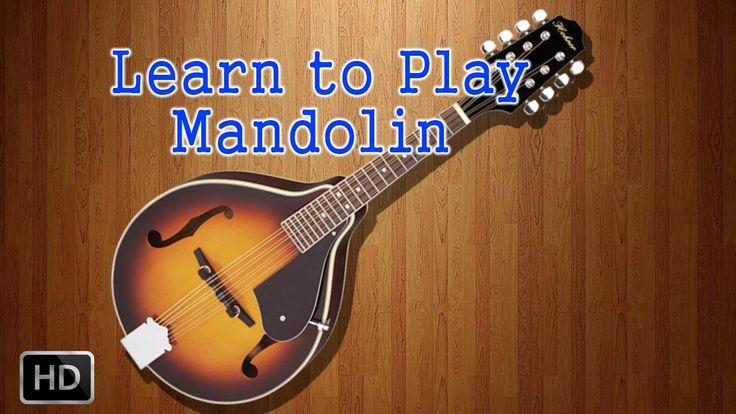 Mandolin for Beginners - Learn How to Play the Mandolin ...