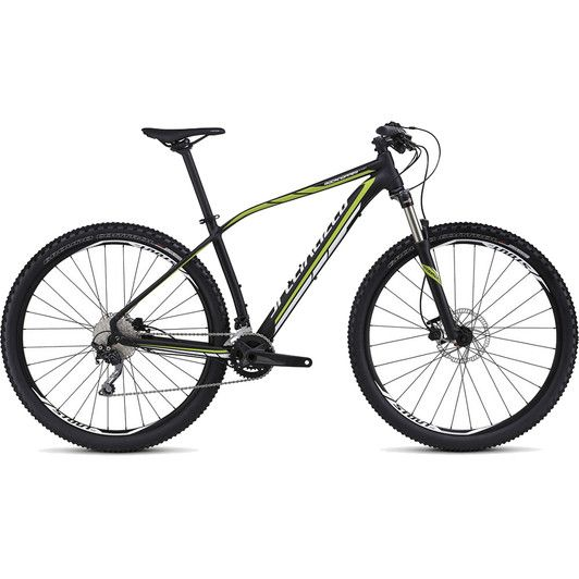 Shop the Specialized Rockhopper Expert 29R Mountain Bike 2016 online at Sigma Sport. Receive FREE UK delivery and returns on all orders over £10!