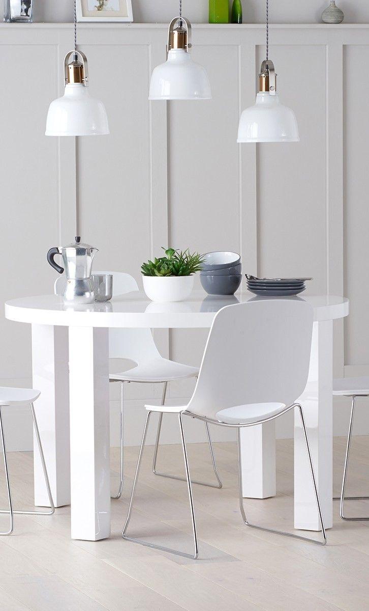 die besten 25 runde tische ideen auf pinterest runder. Black Bedroom Furniture Sets. Home Design Ideas
