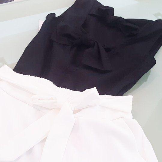 #camicia #cotone #fiocchi #schiena #pantaloni #morbidi #caviglia #cintura #saldiiiii #valeria #abbigliamento