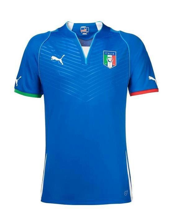 Italian soccer jersey
