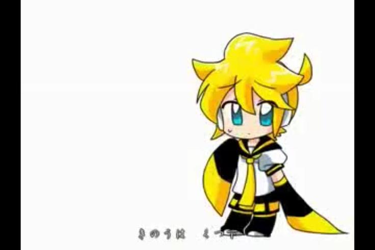 Adorable Len Kagamine