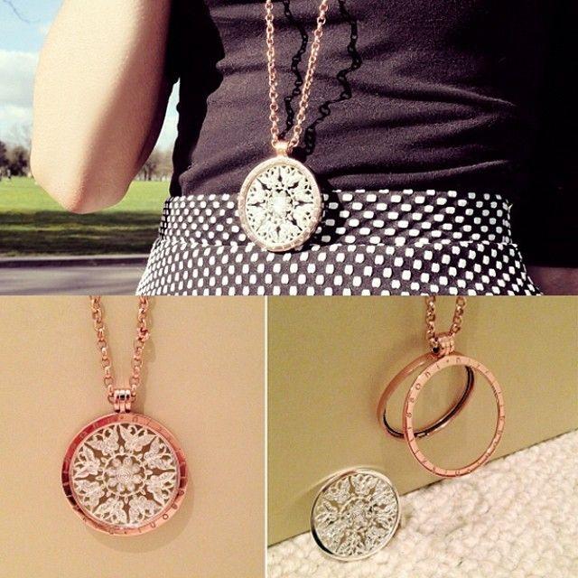 Rose gold & silver Nikki Lissoni combo from @tempsec! -xx-