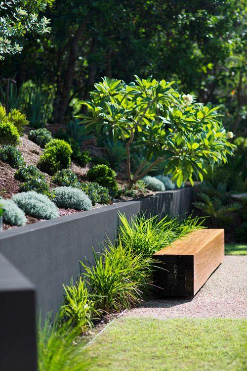 Landscape design: Wategoes Byron Bay - Secret Gardens