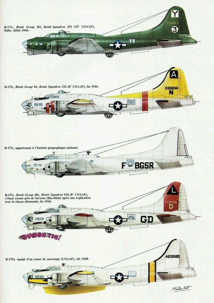 17 Best Wwii 301 Bombardment Group Images On Pinterest