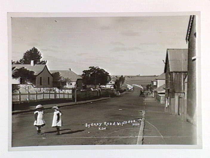 Sydney Road, Windsor 1890